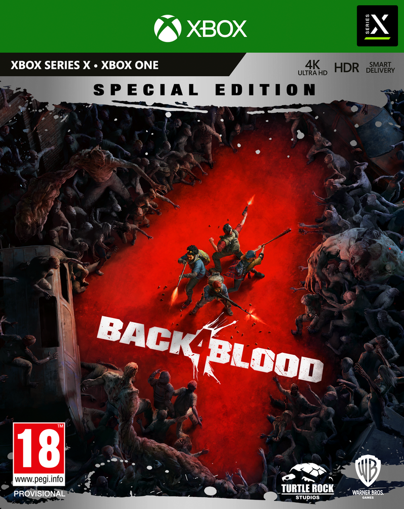 XBOX - BACK 4 BLOOD: Special Edition