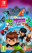 Nintendo Switch - BEN10: POWER TRIP