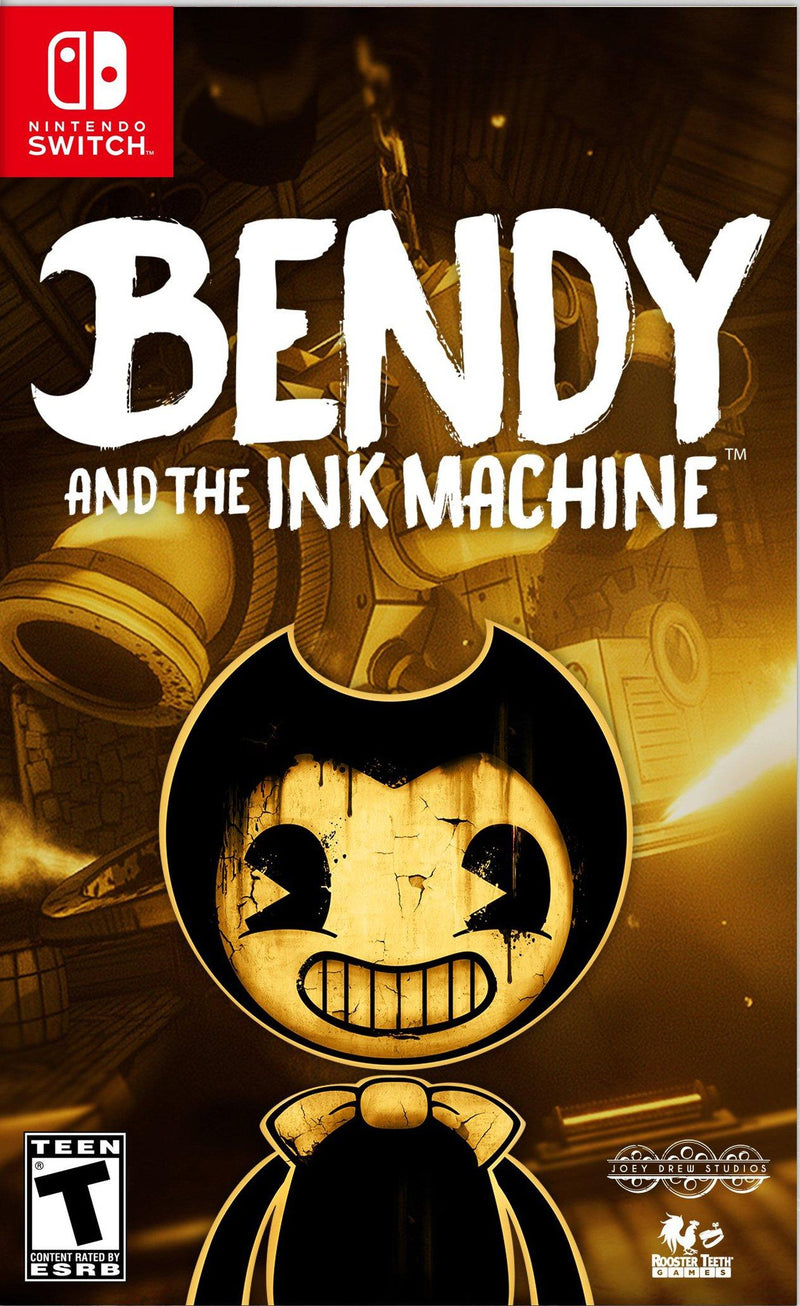 Nintendo Switch - Bendy and the Ink Machine