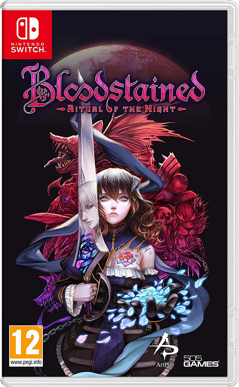Nintendo Switch - BloodStained: Ritual of the Night