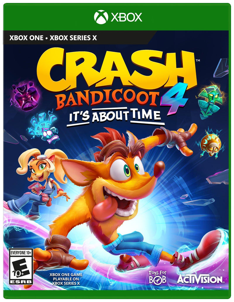 XBOX ONE - Crash Bandicoot 4: IT'S ABOUT TIME
