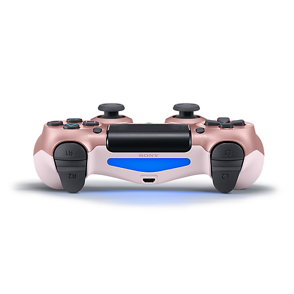 בקר לפלייסטישן 4 - DualShock 4 Rose Gold