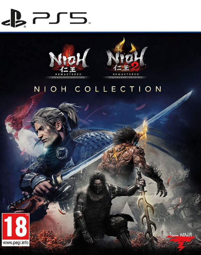 PS5 - NIOH COLLECTION
