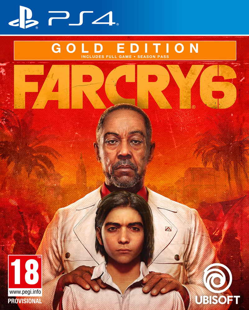 PS4 - FAR CRY 6: Gold Edition