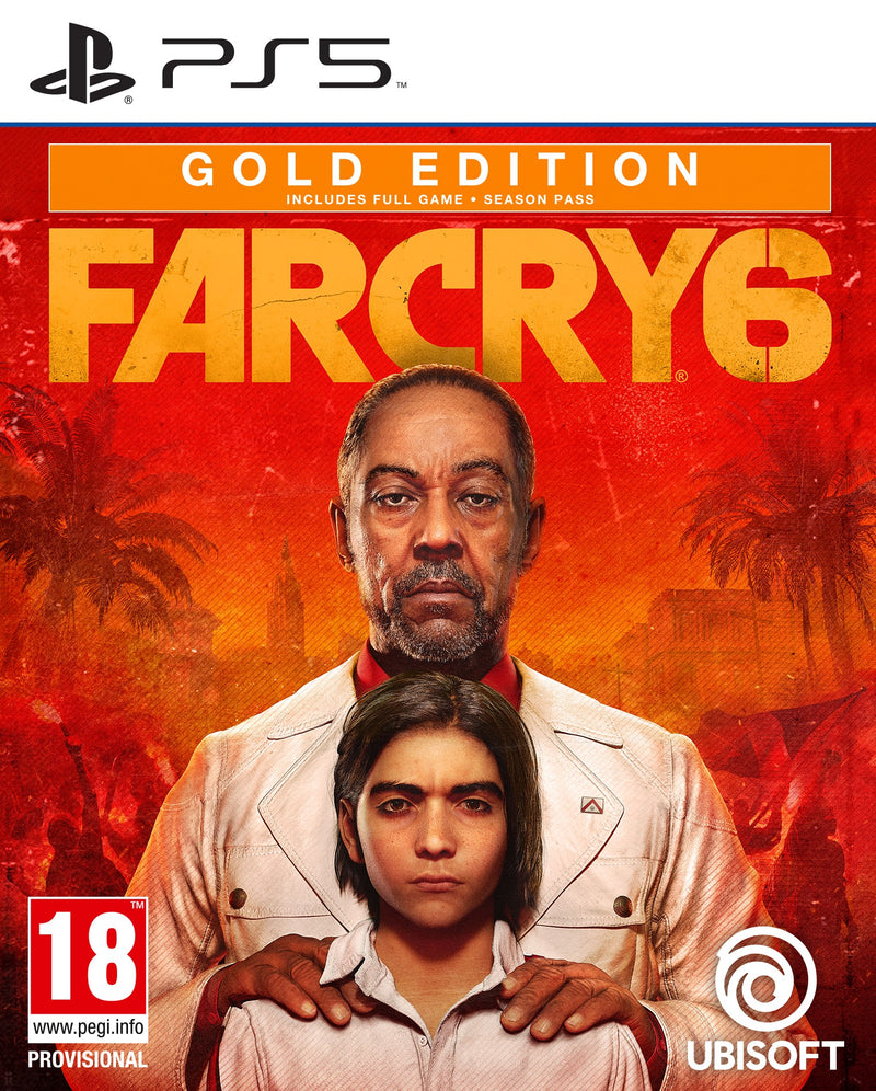 PS5 - FAR CRY 6: Gold Edition