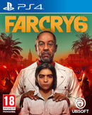 PS4 - FAR CRY 6