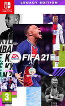 Nintendo Switch - FIFA 21