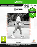 XBOX ONE - FIFA 21: Ultimate Edition