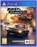 PS4 - Fast & Furious: CROSSROADS