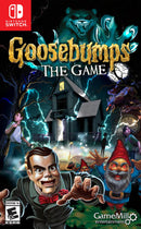 Nintendo Switch - GOOSEBUMPS The Game