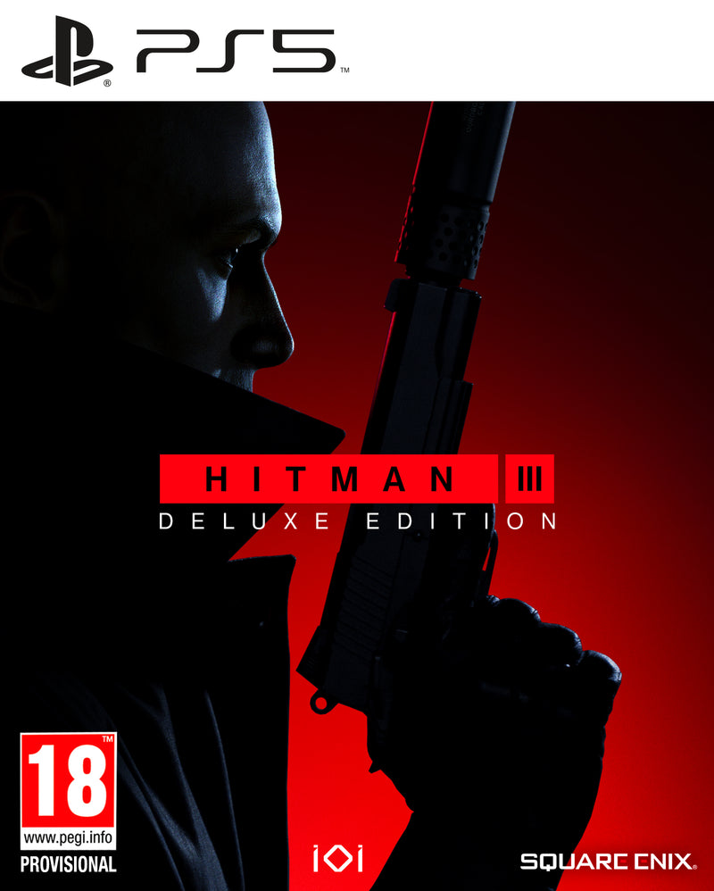 PS5 - HITMAN 3: Deluxe Edition