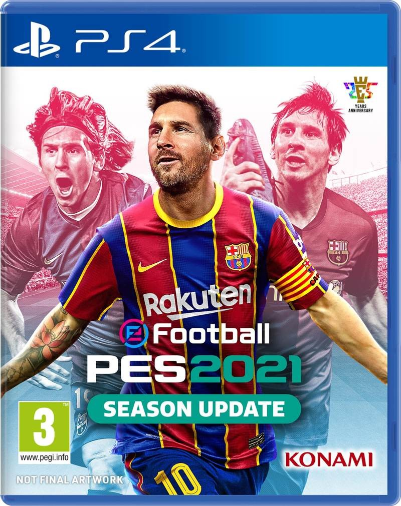 PS4 - Pro Evolution Soccer 2021