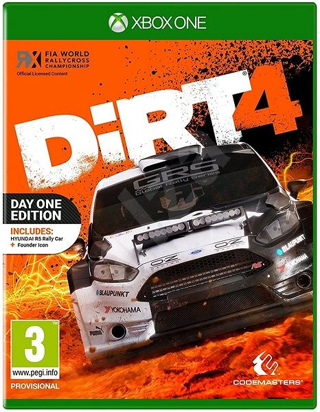 XBOX ONE - DIRT 4