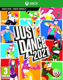 XBOX ONE - JUST DANCE 2021