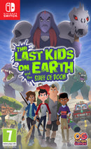 Nintendo Switch - THE LAST KIDS ON EARTH AND THE STAFF OF DOOM