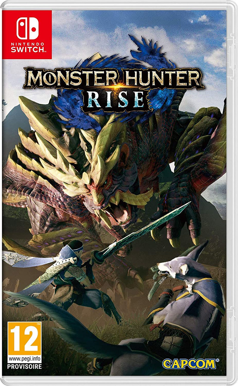 Nintendo Switch - Monster Hunter Rise