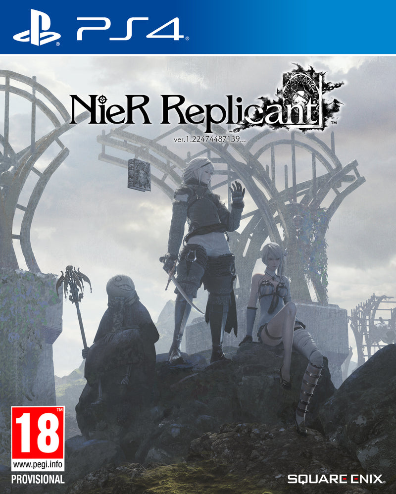 PS4 - Nier Replicant: ver.1.22474487139