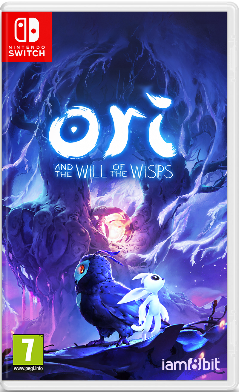 Nintendo Switch - ORI AND THE WILL OF THE WISPS