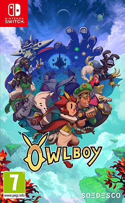 Nintendo Switch - OWLBOY