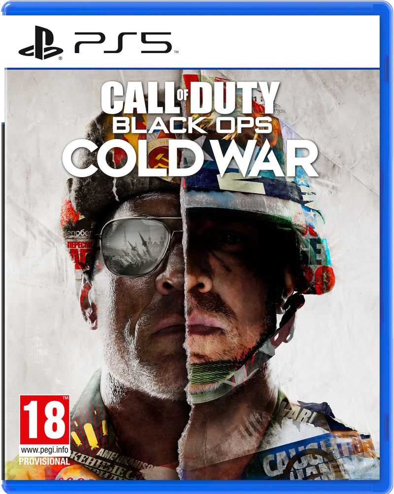 PS5 - Call of Duty: Black Ops Cold War