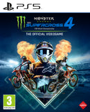 PS5 -  MONSTER ENERGY SUPERCROSS 4