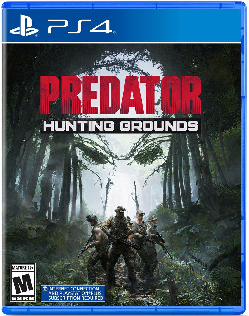 PS4 - PREDATOR: Hunting Grounds