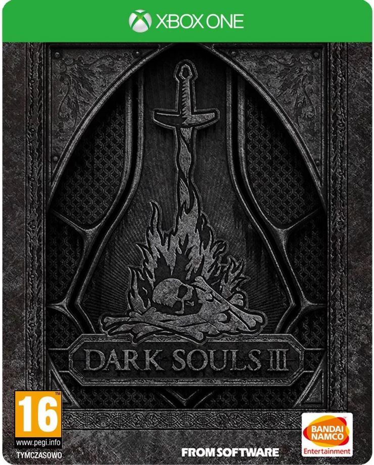 XBOX ONE - Dark Souls III:  Apocalypse Edition