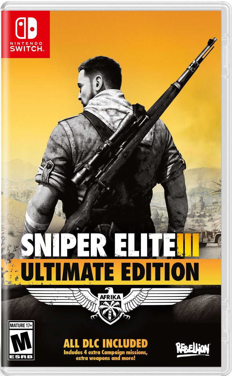 Nintendo Switch - SNIPER ELITE III Ultimate Edition