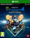 XBOX ONE -  MONSTER ENERGY SUPERCROSS 4