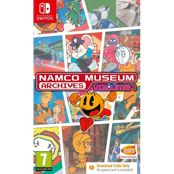 Nintendo Switch - Namco Museum Archives: Vol.1