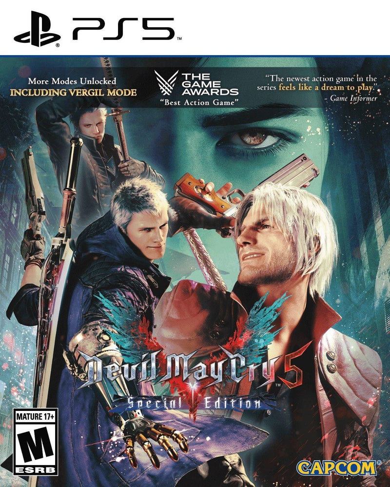 PS5 - Devil May Cry 5: Special Edition