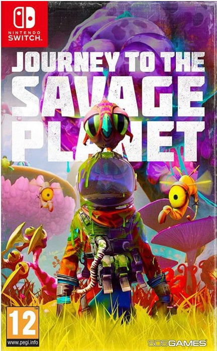 Nintendo Switch - Journey to the Savage Planet