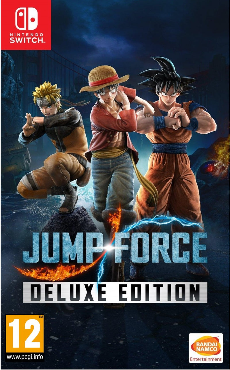 Nintendo Switch - JUMP FORCE: Deluxe Edition