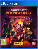 PS4 - MINECRAFT DUNGEONS: Hero Edition