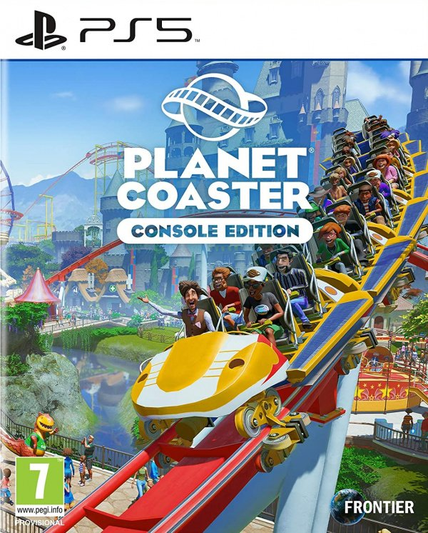 PS5 - Planet Coaster: Console Edition