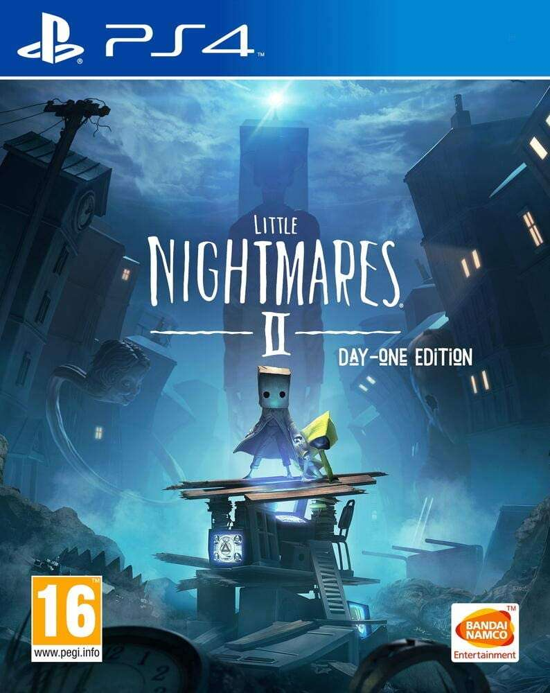 PS4 - Little Nightmares II: Day 1 Edition