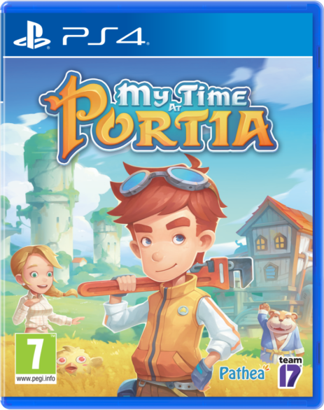 PS4 - My Time at Portia
