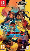 Nintendo Switch - STREETS OF RAGE 4