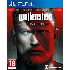 PS4 - Wolfenstein: Alt History Collection