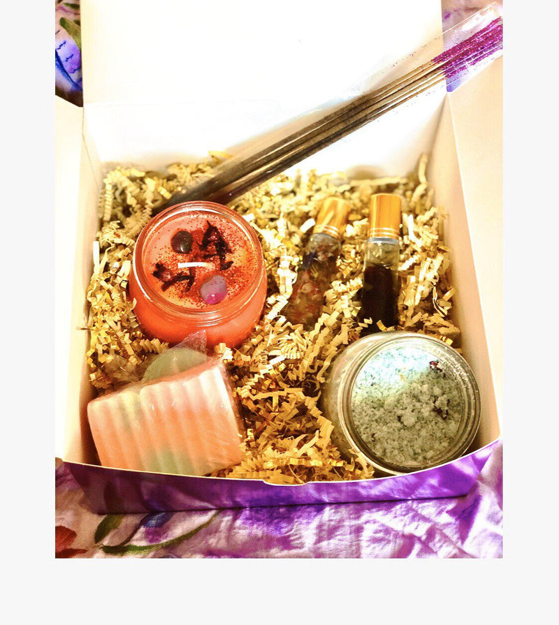 Gaia's Over Joy Filled Boxes - Gaia's Whole Healing Essentials