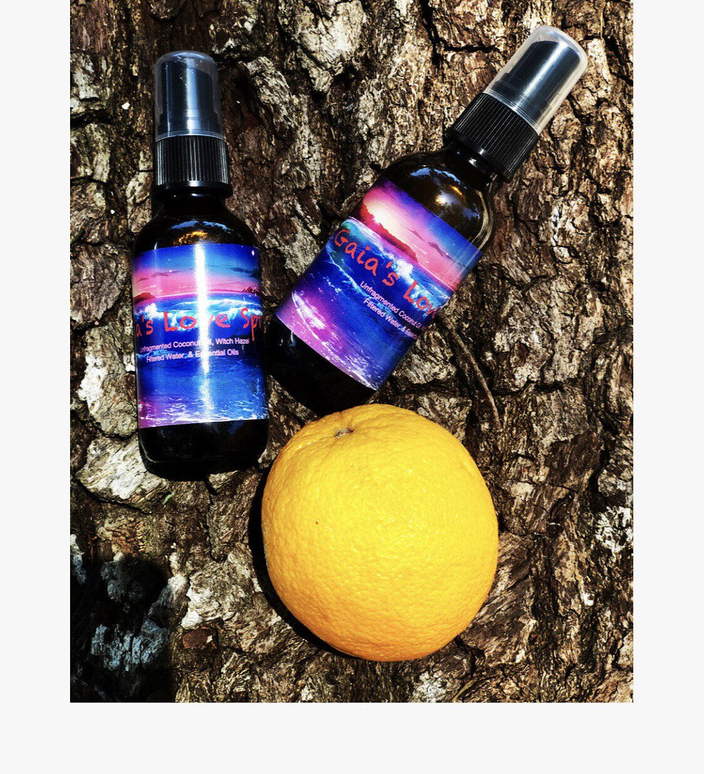 Gaia's Love Spray - Gaia's Whole Healing Essentials