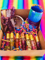 Chakra Healing Kit - Gaia's Whole Healing Essentials