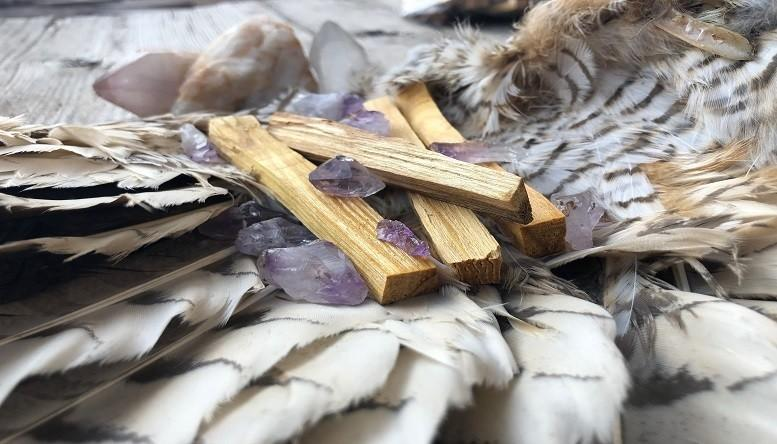 Gaia's Palo Santo (Domestic Shipping) - Gaia's Whole Healing Essentials