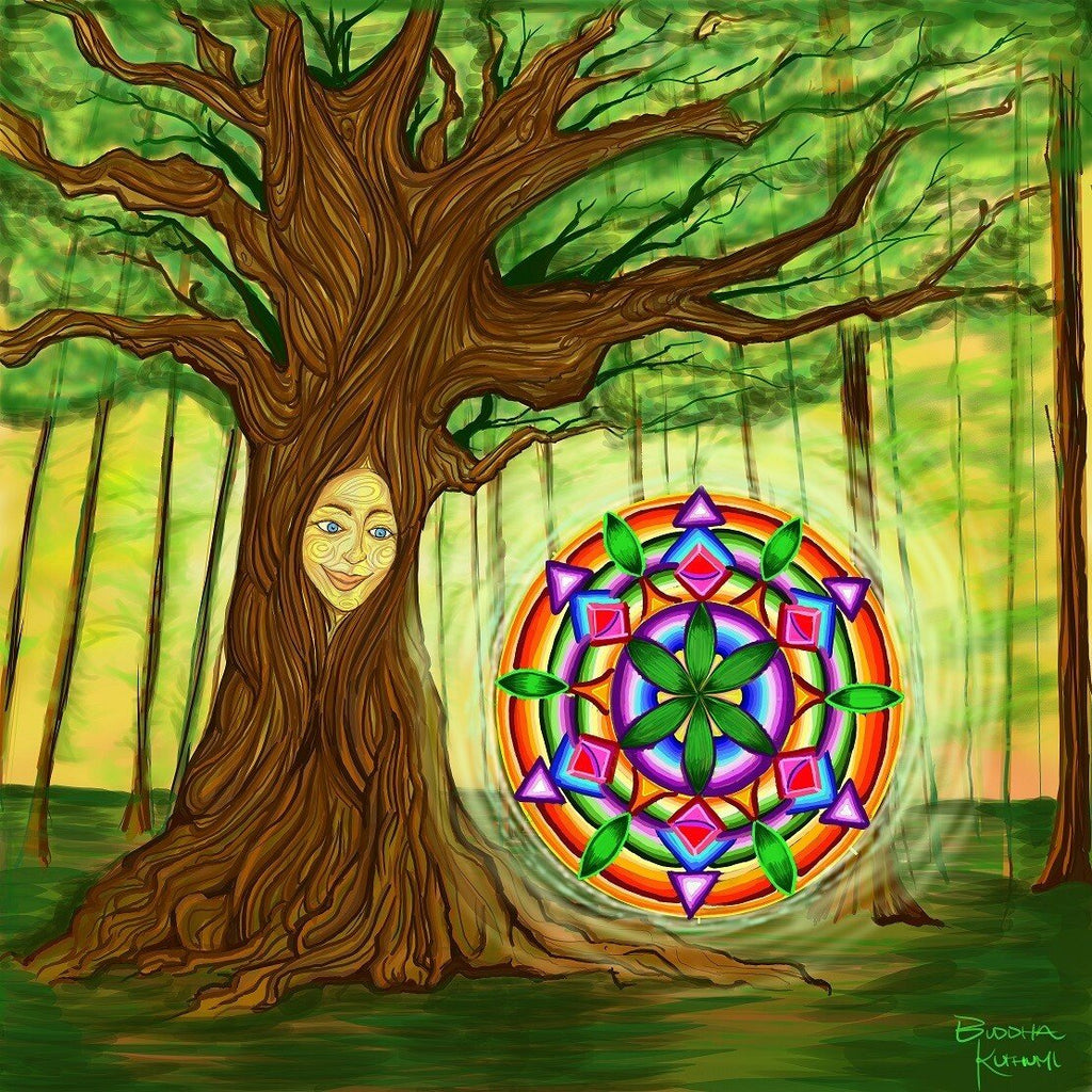 LoveHasWon Tree of Life Book - Gaia's Whole Healing Essentials