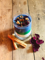 Divine Masculine Woodwick Candle - Gaia's Whole Healing Essentials