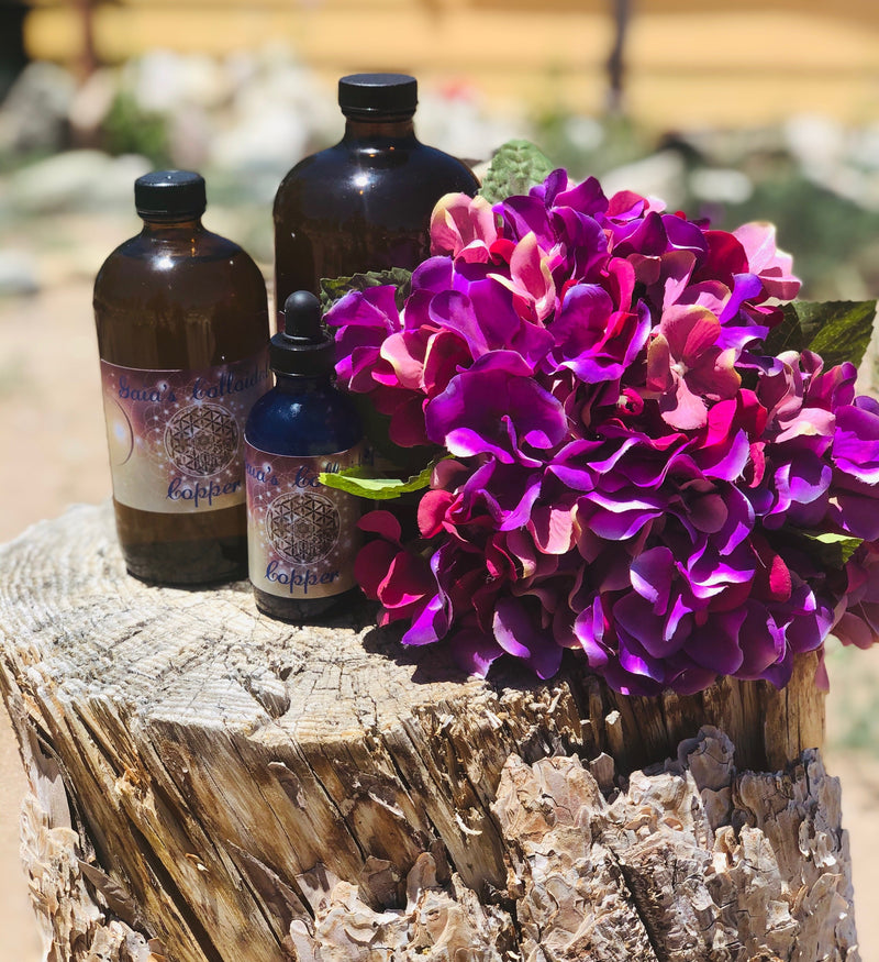 Gaia's Colloidal Copper - Gaia's Whole Healing Essentials