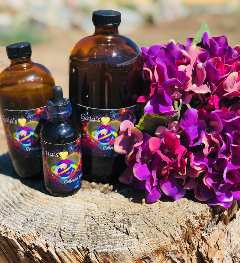 Gaia's Colloidal Silver - Gaia's Whole Healing Essentials