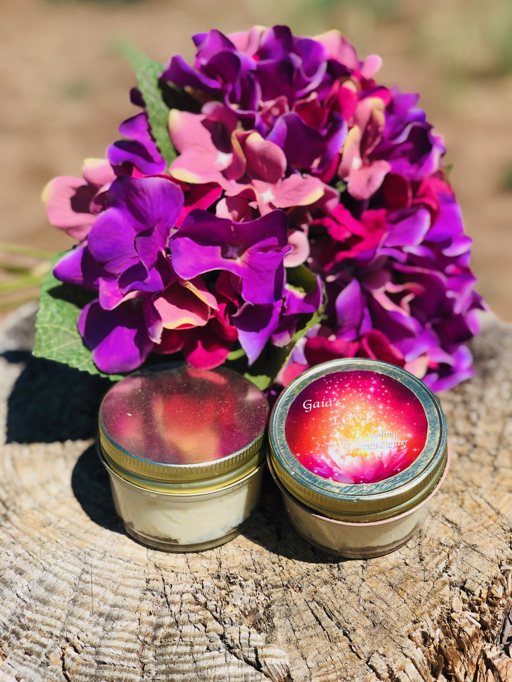 Gaia's Body Butter - Gaia's Whole Healing Essentials