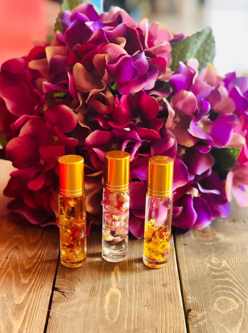 Children's Oil Roller Set - Gaia's Whole Healing Essentials