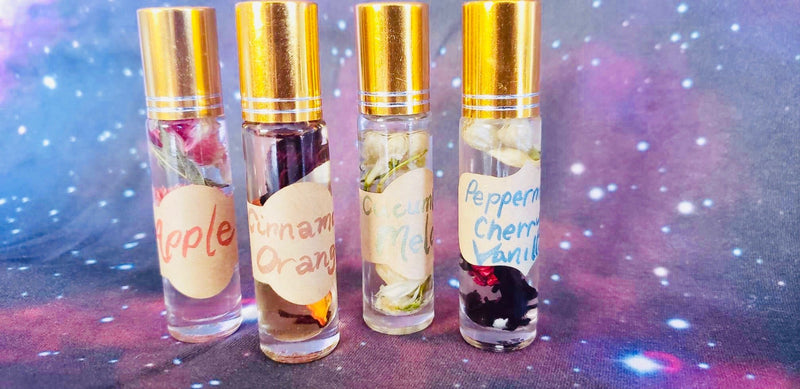 Momma's Oil Roller Collection - Gaia's Whole Healing Essentials